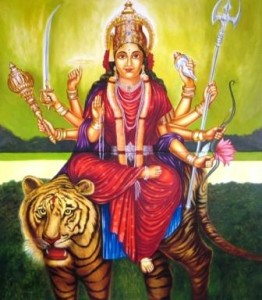 Durga_painting